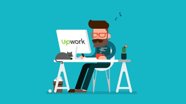 La création de logo avec Upwork.