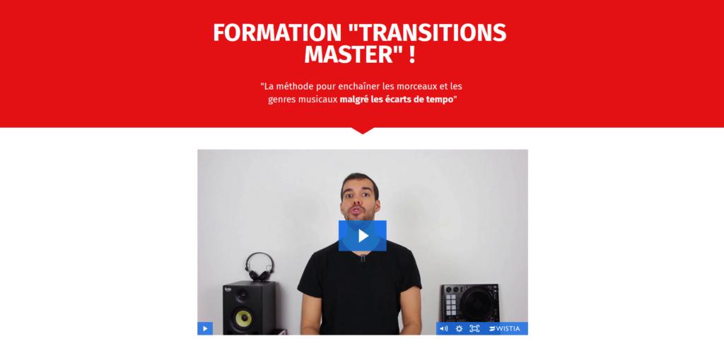 formation pour comment faire une bonne transition
