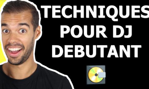 4 TECHNIQUES DE MIX DJ (POUR DÉBUTANT)