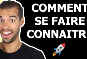 DJ COMMENT SE FAIRE CONNAITRE